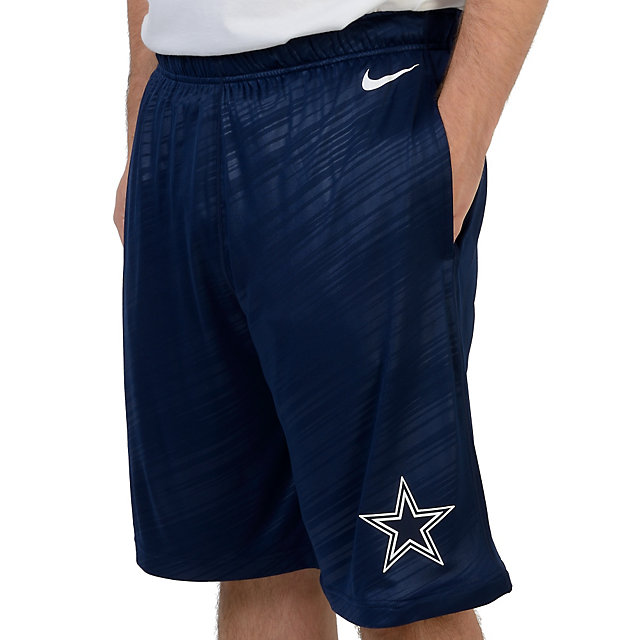 Dallas Cowboys Nike Fly Warp Short