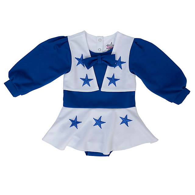 ... Kids Cowboys Catalog Dallas Cowboys Cheerleader Infant Cheer Uniform  Cheerleaders Collectibles Accessories Cowboys Catalog Dallas Cowboys Pro ... ebe76359c