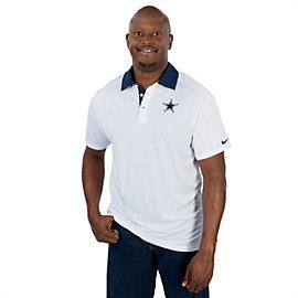 Dallas Cowboys Nike Elite Coaches Polo