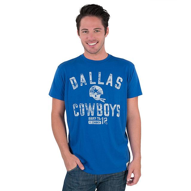 Dallas Cowboys Staubach #12 Gordon Tee