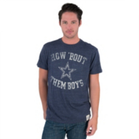 Dallas Cowboys Arrow Pocket Tee
