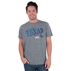 Dallas Cowboys Texas Greetings Tee