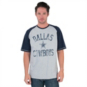 Dallas Cowboys Brawny Raglan Tee