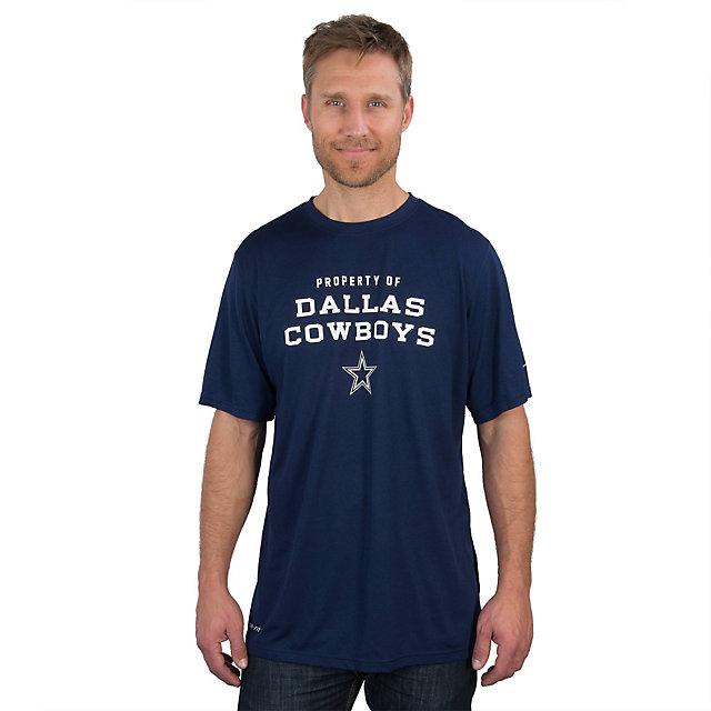 Dallas Cowboys Nike Legend Property Of Tee