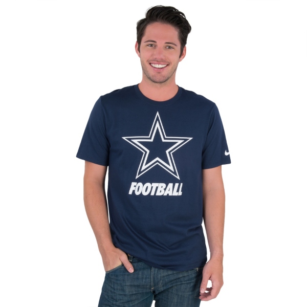 Dallas Cowboys Nike Facility Tee
