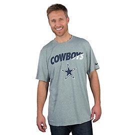 Dallas Cowboys Nike Legend Staff Practice Tee