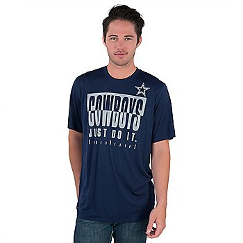 Dallas Cowboys Nike Just Do It Legend Tee
