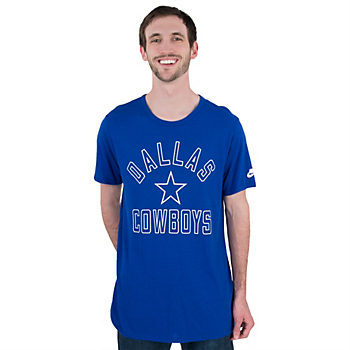 Dallas Cowboys Nike Retro Logo T-Shirt