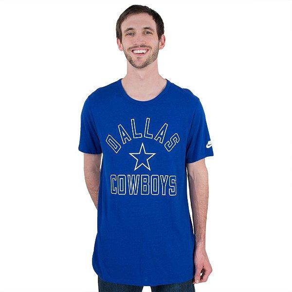 Dallas Cowboys Nike Retro Logo T-Shirt