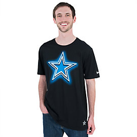 Dallas Cowboys Nike Glow Logo Tee
