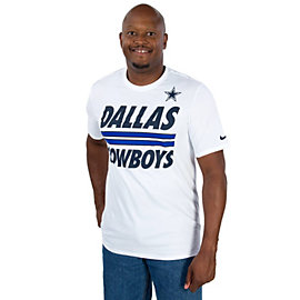 Dallas Cowboys Nike Team Stripe Tee