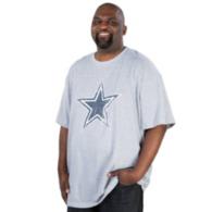 Dallas Cowboys Big and Tall Alt Tee