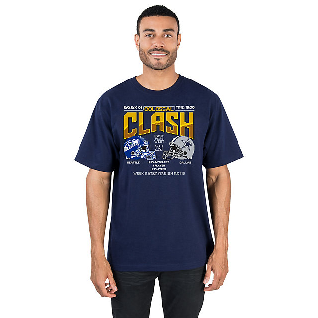 Dallas Cowboys 2015 Seahawks Game Day Tee