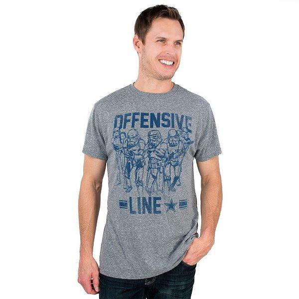 Dallas Cowboys Star Wars Offensive Line Tee