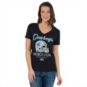 Dallas Cowboys Helmet-Jill V-Neck Tee