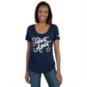 Dallas Cowboys Womens Nike Tri-Blend Talent Agent Tee
