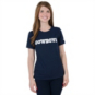 Dallas Cowboys Nike Womens Wordmark Cotton Crew T-Shirt