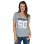 Dallas Cowboys Nike Womens Triblend New Number Tee