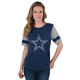 Dallas Cowboys Nike Women's Stadium Fan Top
