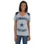 Dallas Cowboys Nike Womens Stadium Football Top