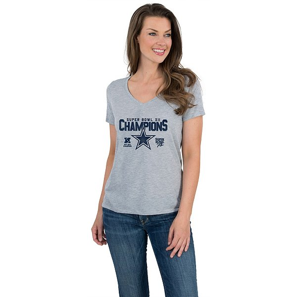 Dallas Cowboys Super Bowl XII Pride Tee