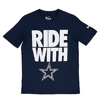 Dallas Cowboys Nike Youth Team Spirit T-Shirt