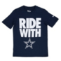 Dallas Cowboys Nike Youth Team Spirit T-Shirt