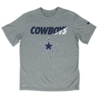 Dallas Cowboys Nike Youth Legend Staff Practice Tee