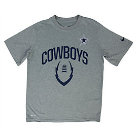 Dallas Cowboys Youth Nike Legend Icon Tee