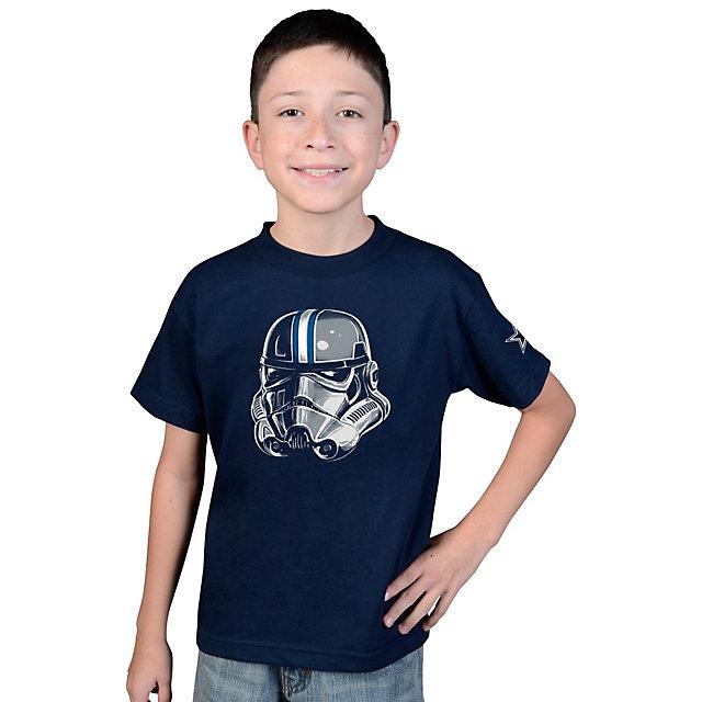 Dallas Cowboys Star Wars Youth Star Trooper Tee
