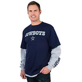 Dallas Cowboys Crane 3-in-1 Combo Tee