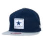 Dallas Cowboys New Era Patch Perfect 9Fifty Cap