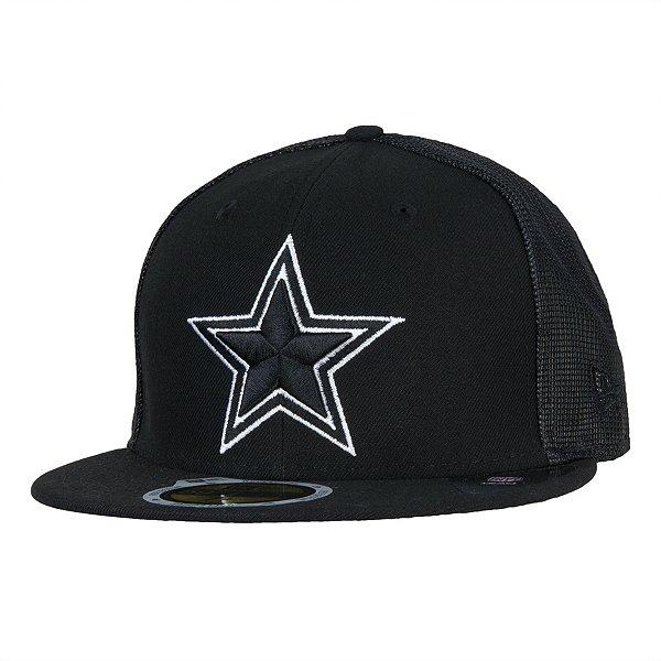 Dallas Cowboys New Era Mesh Out 59Fifty Cap