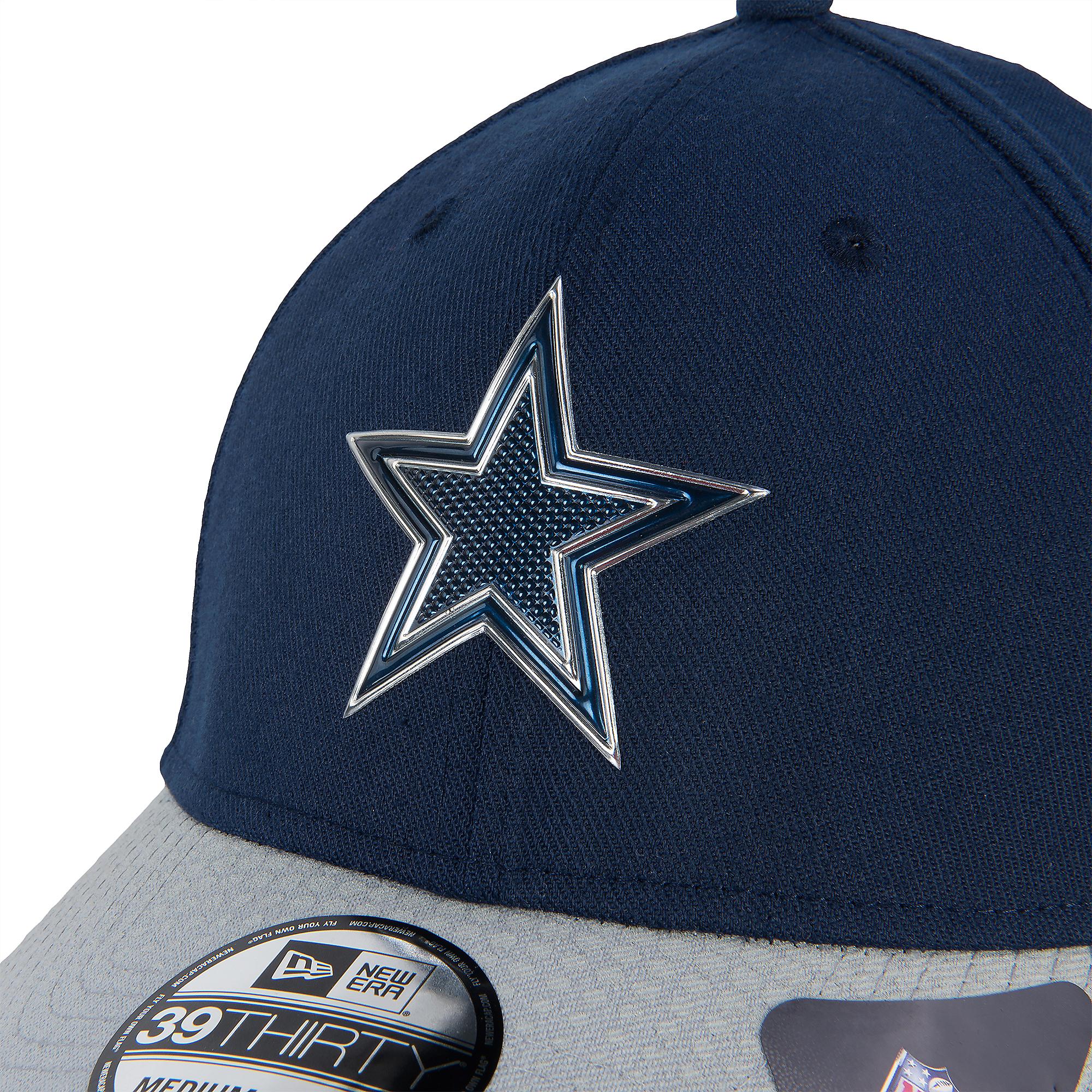 Dallas Cowboys New Era 2015 Draft 39Thirty ... 0a3ea3add8d