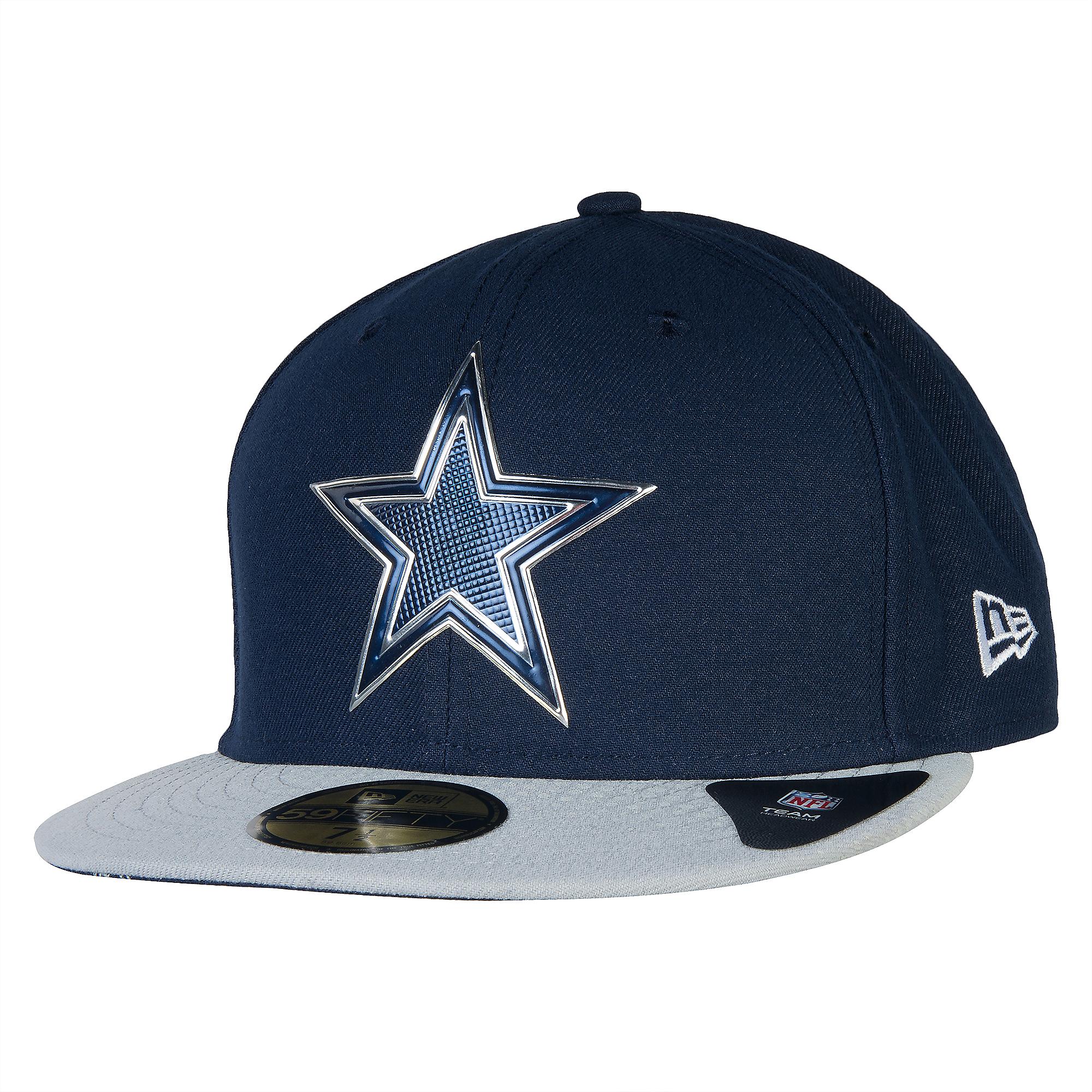 Dallas Cowboys New Era 2015 Onstage Draft 59Fifty Cap  cc8706bb0b7