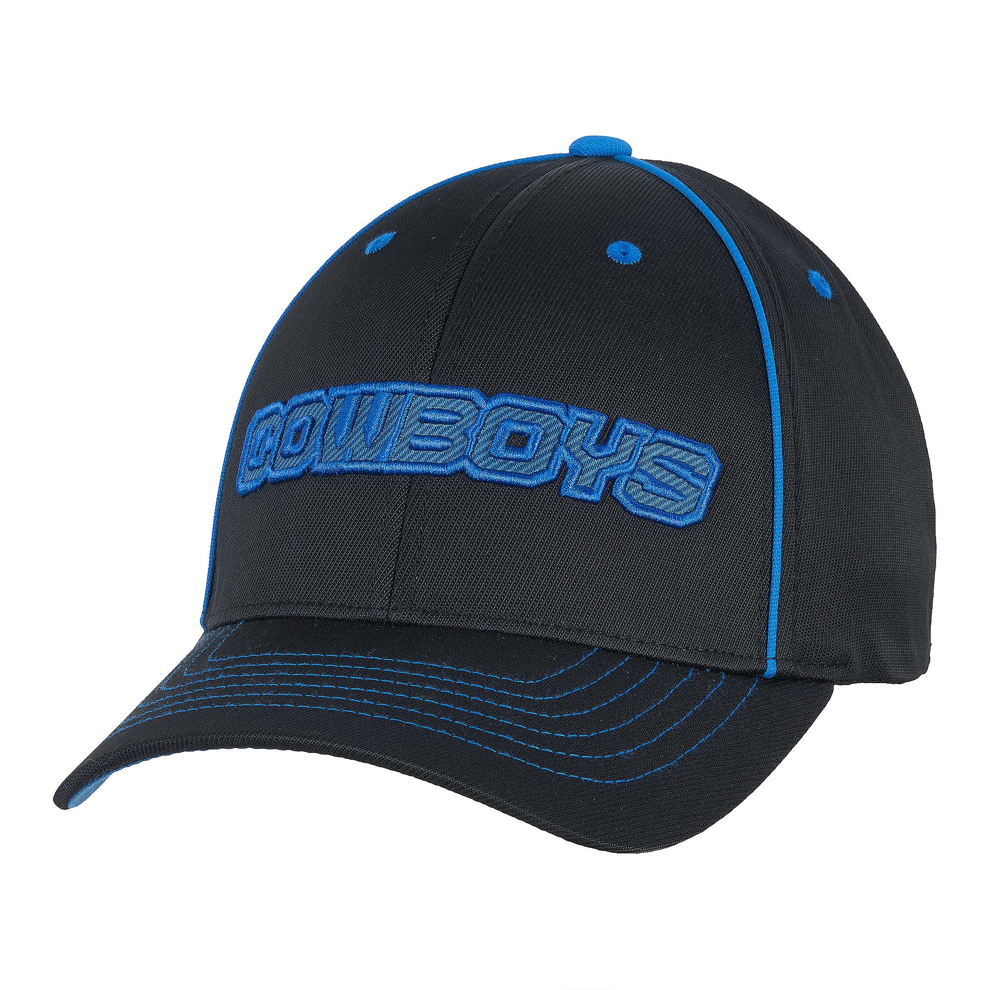 Dallas Cowboys Carbon Fiber Flex Fit Cap