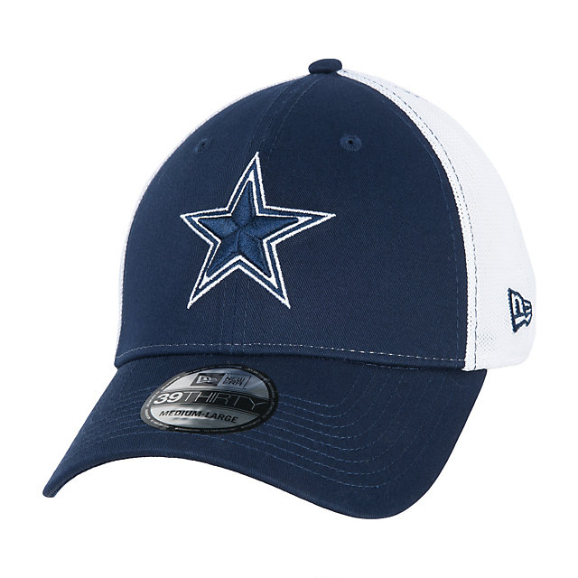 Dallas Cowboys New Era Fade Classic 39Thirty Cap