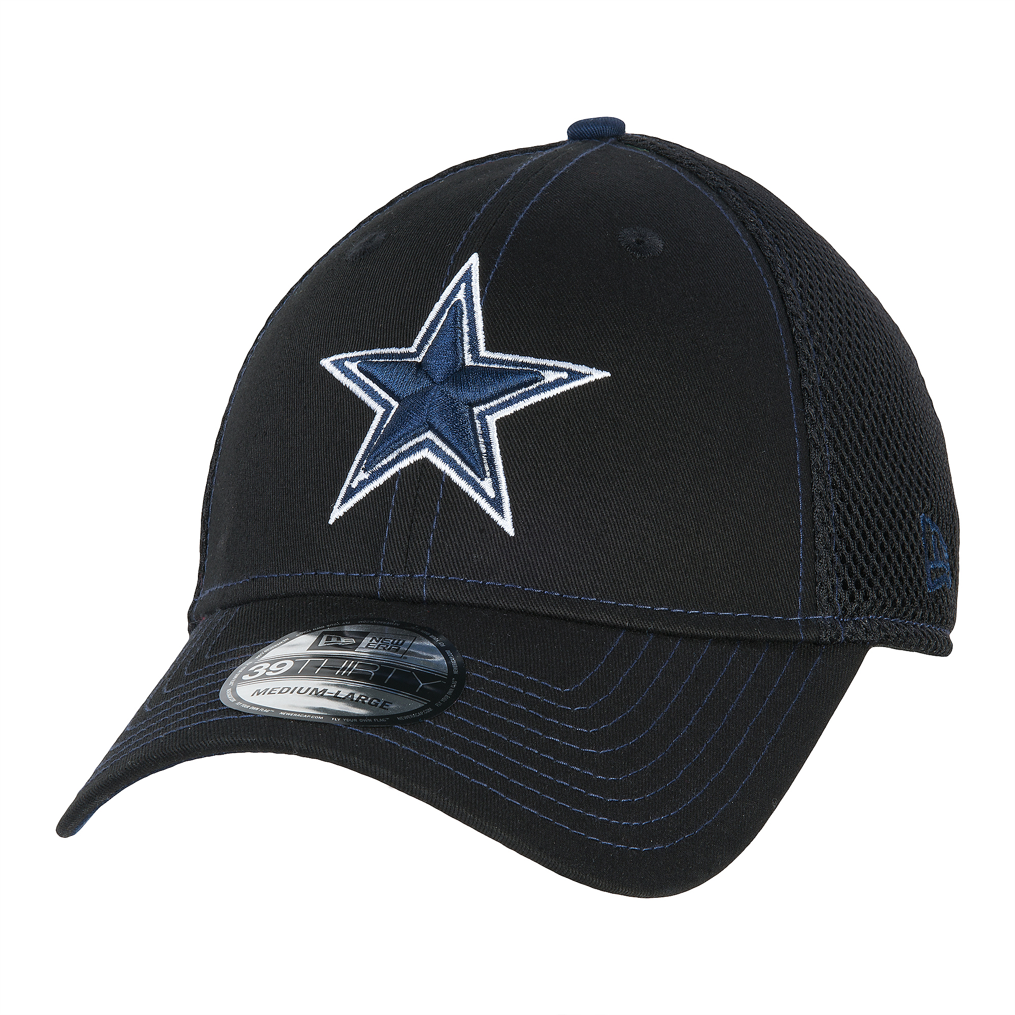 Dallas Cowboys New Era Crux Line Neo 39Thirty Hat