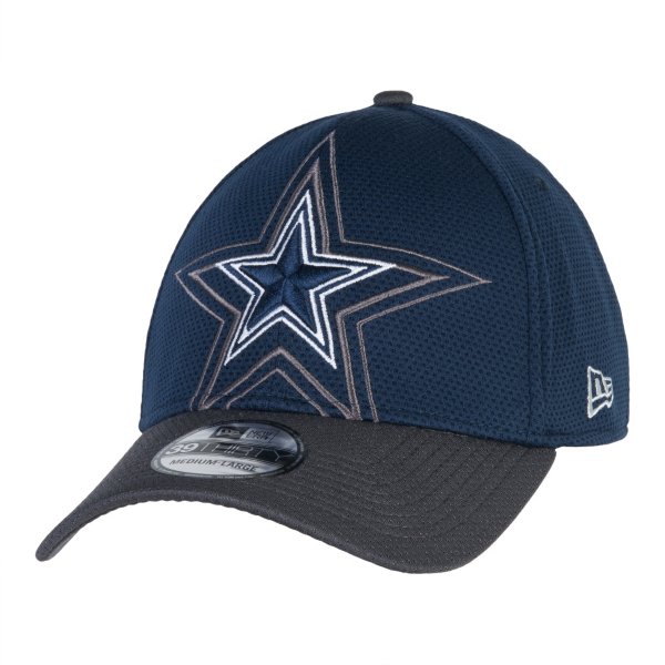 Dallas Cowboys New Era Shadow Tech 39Thirty Cap