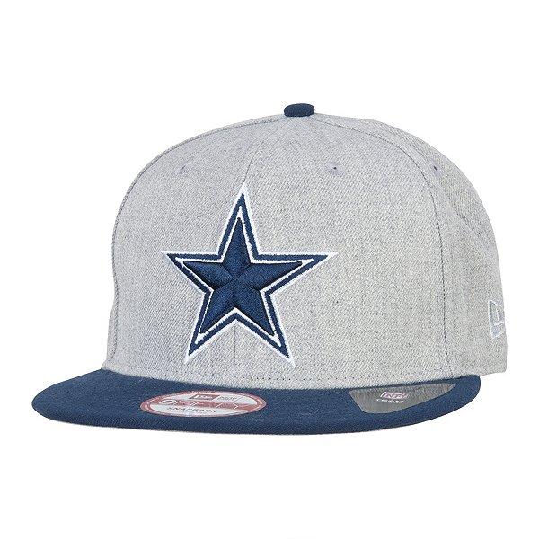 Dallas Cowboys New Era Bind Back Snapback Cap