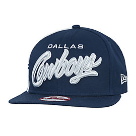 Dallas Cowboys New Era Side Smack Snapback 9Fifty Cap