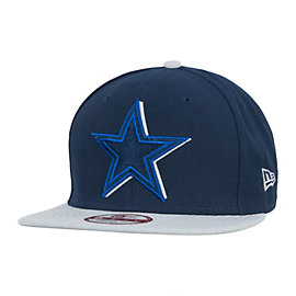 Dallas Cowboys New Era Shadow Slice 9Fifty Cap