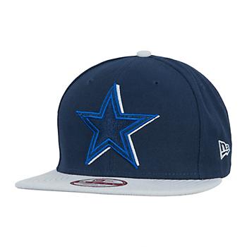 Dallas Cowboys New Era Shadow Slice 9Fifty Hat