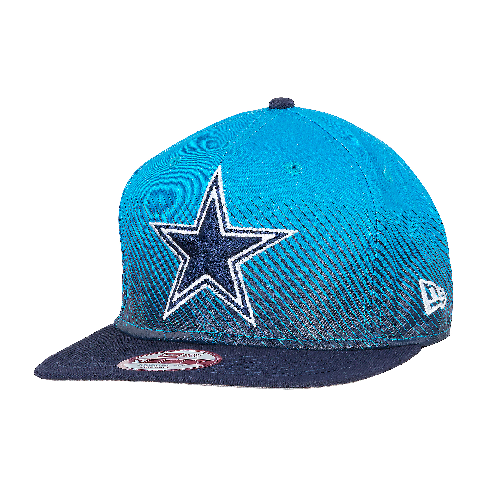 Dallas Cowboys New Era Line Fade 9Fifty Hat