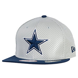 Dallas Cowboys New Era Performance Property 9Fifty Cap
