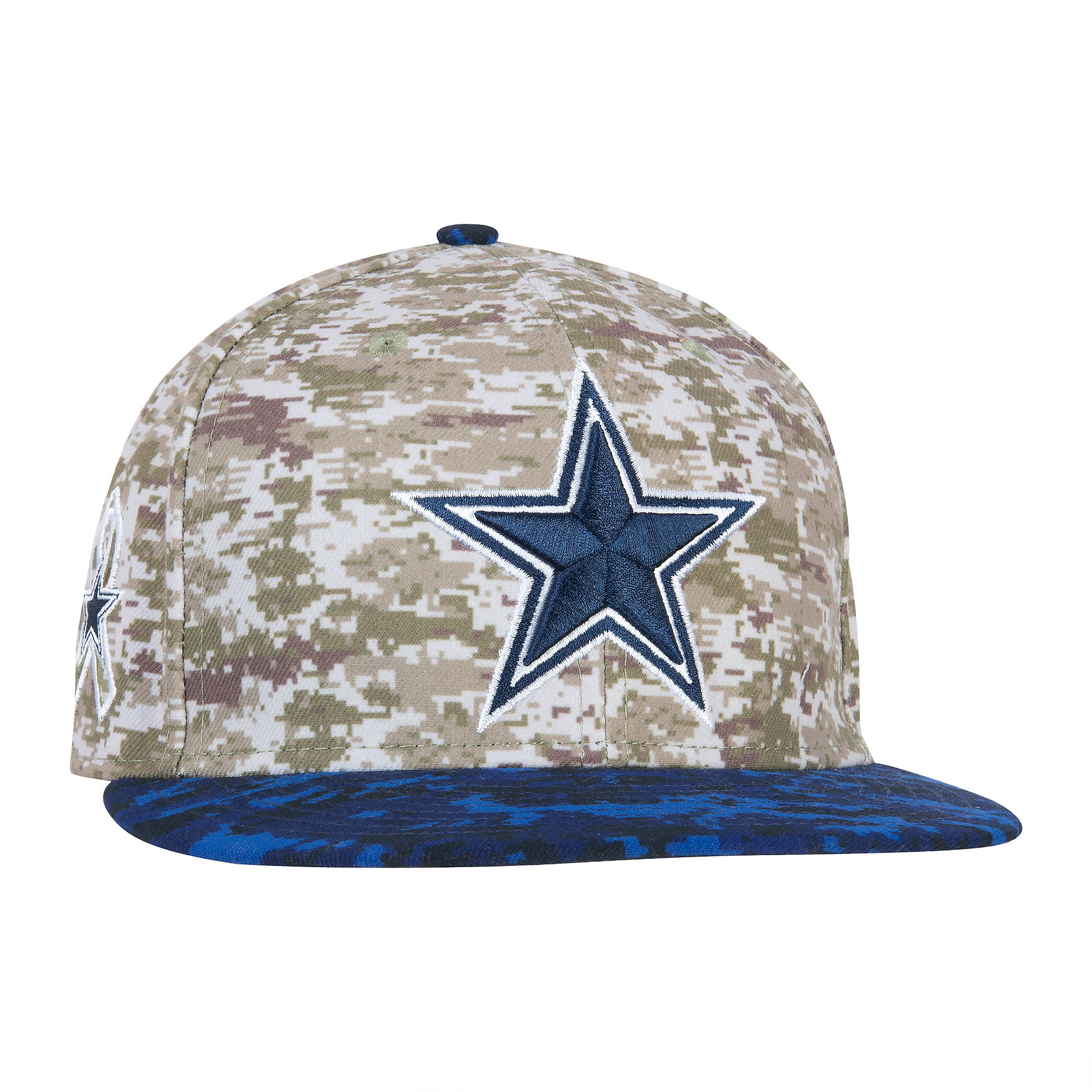 Dallas Cowboys New Era Salute to Service 59Fifty Cap  914a948a28c