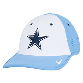 Dallas Cowboys Nike L91 Star Vapor Bill Adjustable Cap