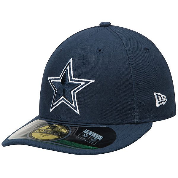 Dallas Cowboys New Era Classic On Field Low Crown 59Fifty Hat