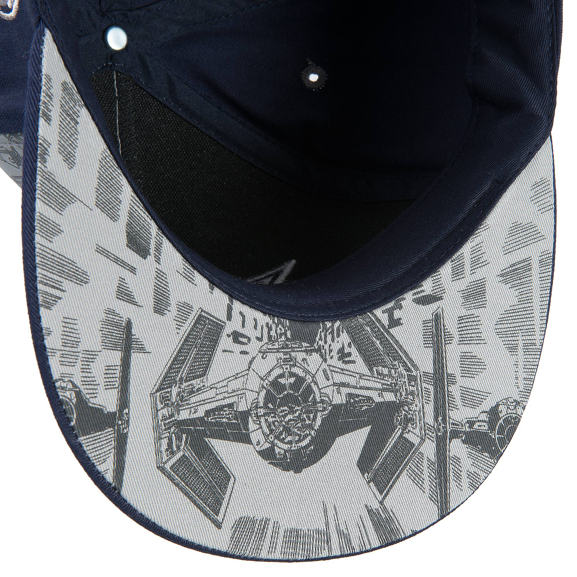 dfc59cfd289 Dallas Cowboys Star Wars Imperial Cap ...