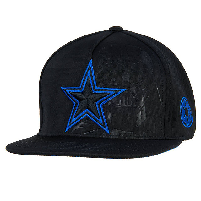 Dallas Cowboys Star Wars Impressive Cap